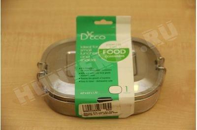 Контейнер для еды Deco 0.6 L