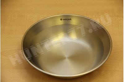 Тарелка Snow Peak Tableware Bowl L