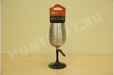 Бокал для вина складной GSI стальной