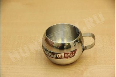 Кружка GSI Glacier Stainless Double Walled Espresso Cup