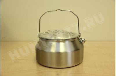 GSI Outdoors Glacier Stainless Tea Kettle - 1 qt.