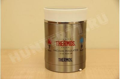 Термос Thermos Food Jar 0,48l стальной