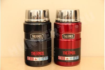 Термос Thermos King 24 Oz Food Jar Cranberry