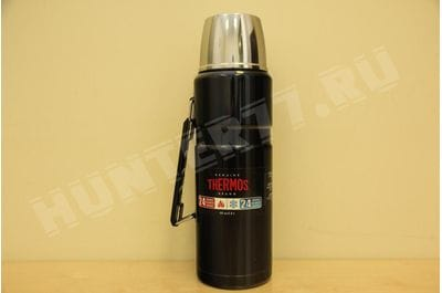 Термос Thermos Stainless King  2L 68 Ounce Vacuum Insulated Beverage Bottle Midnight Blue