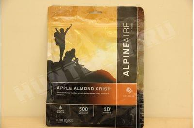 Гранола с яблоками и медом