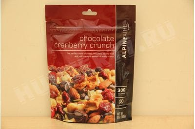 AlpineAire Chocolate Cranberry Crunch