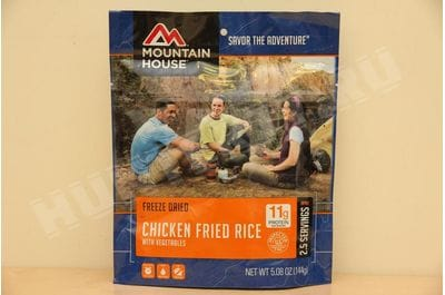 Mountain House Chicken Fried Rice 2.5 serving POUCH