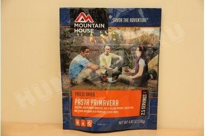 Mountain House, Pasta Primavera POUCH