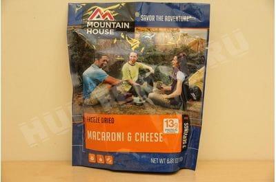 Mountain House, Macaroni and Cheese