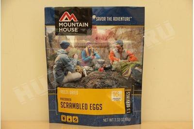 Омлет из яиц 1 порция  пакет