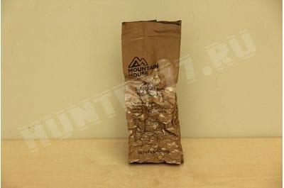 Говядина с лапшой и грибами в сметанном соусе Military