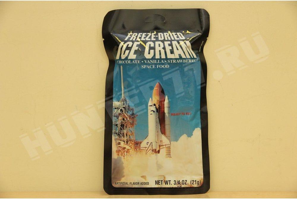 Мороженое Neapolitan Ice Cream Mountain House