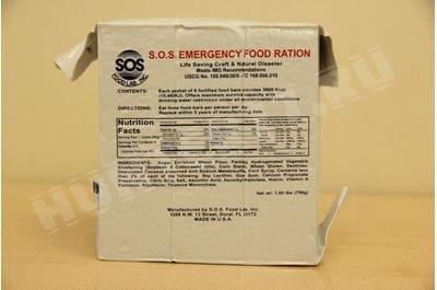 Комплект аварийного питания кокос S.O.S.3600 кал
