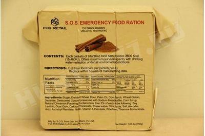 Комплект аварийного питания корица S.O.S.3600 кал