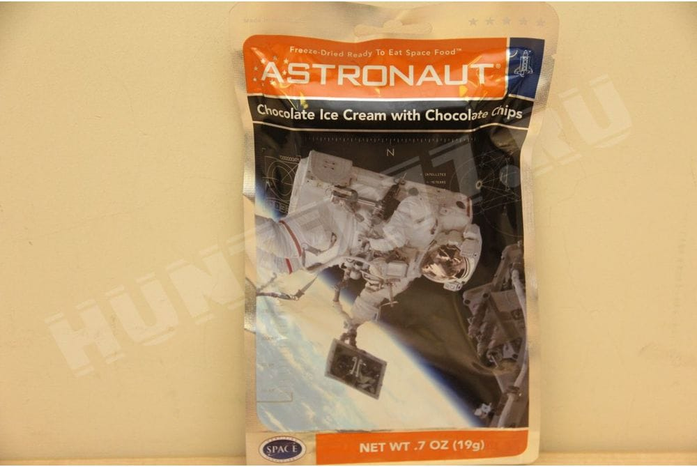 Мороженое Astronaut Chocolate Ice Cream with Chocolate Chips