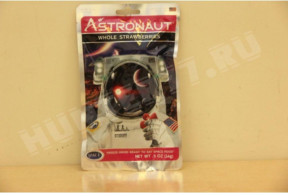 Сублимированная клубника Astronaut