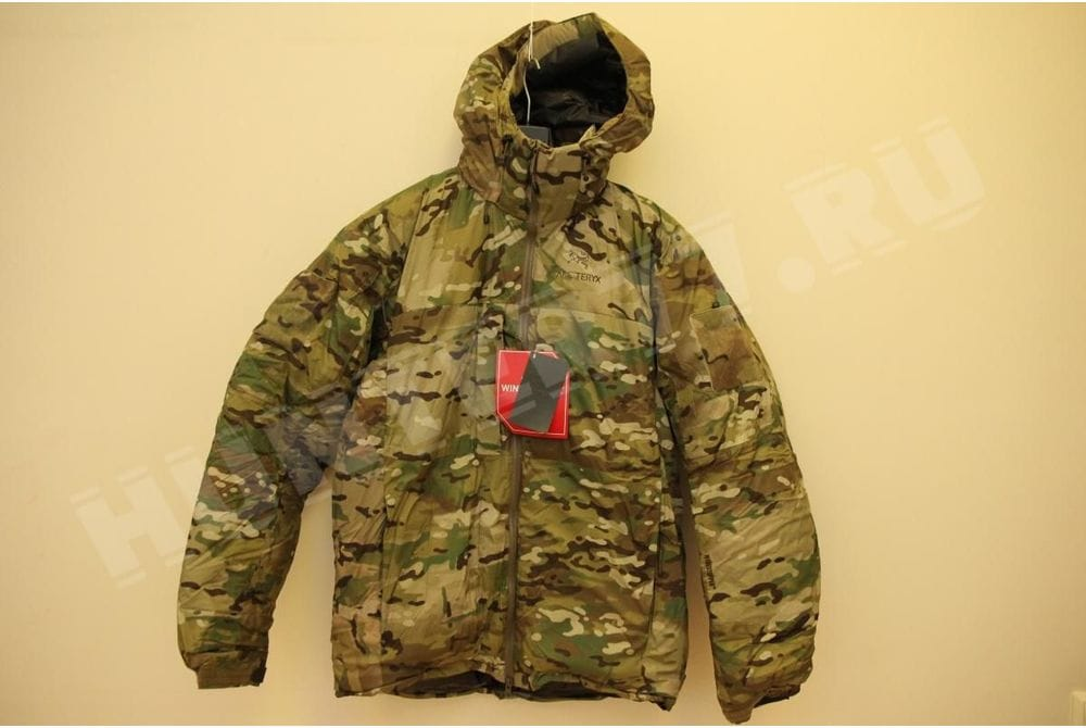 Куртка Arc'teryx LEAF COLD WX JACKET SV MULTICAM