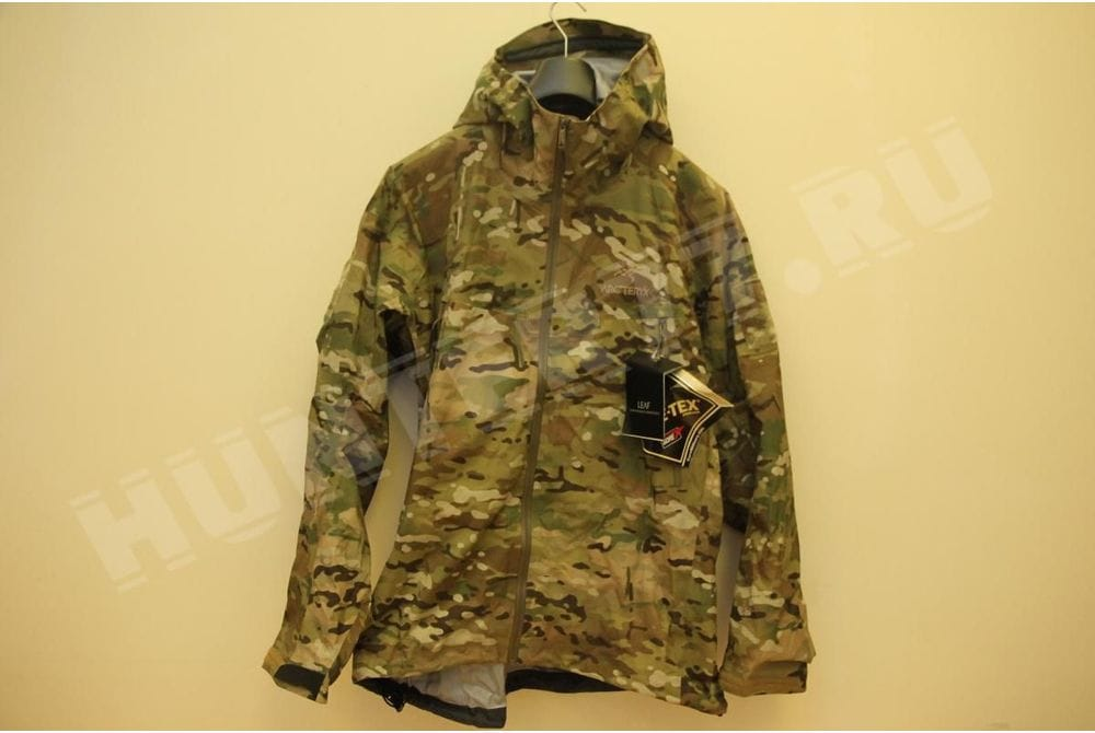 Куртка  Arc'teryx LEAF ALPHA LT GEN 2 MULTICAM
