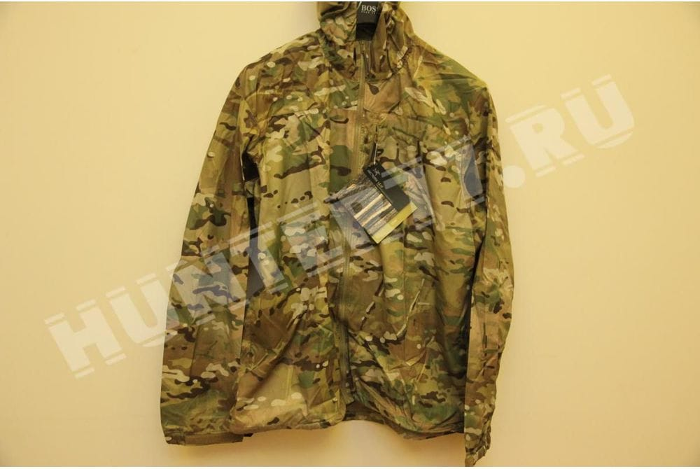 Куртка - дождевик ARC'TERYX LEAF WRAITH JACKET MULTICAM