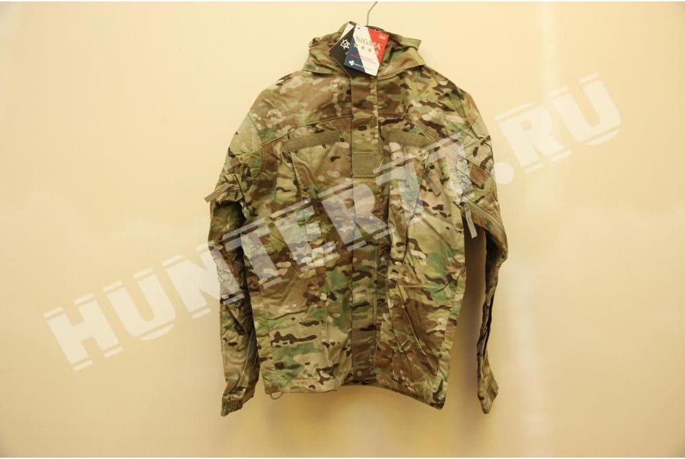 L5FR Куртка негорючая отдельно софтшелл мультикам Слой 5