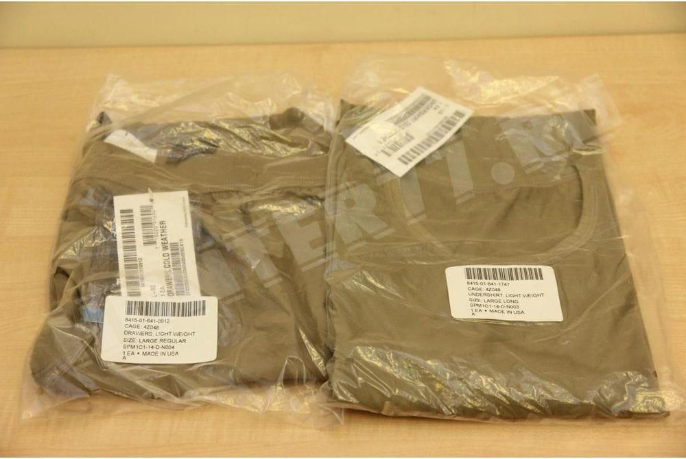 L1 Легкое влагоотоводящее термобелье Coyote рубашка-кальсоны Слой 1