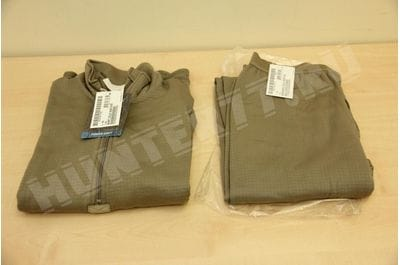 L2 LEVEL 2 GEN III ECWCS GRID FLEECE SHIRT DRAWERS COYOTE TAN