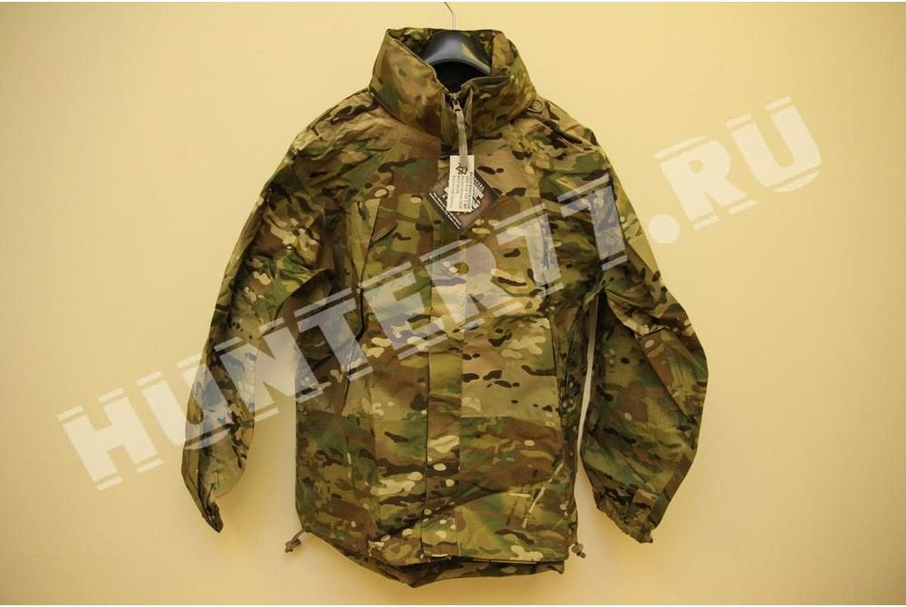 GEN III L6  Куртка ECWCS GEN III L6 multicam Jacket GORE-TEX gen 3 level 6 Extreme Cold / Wet Weather us army