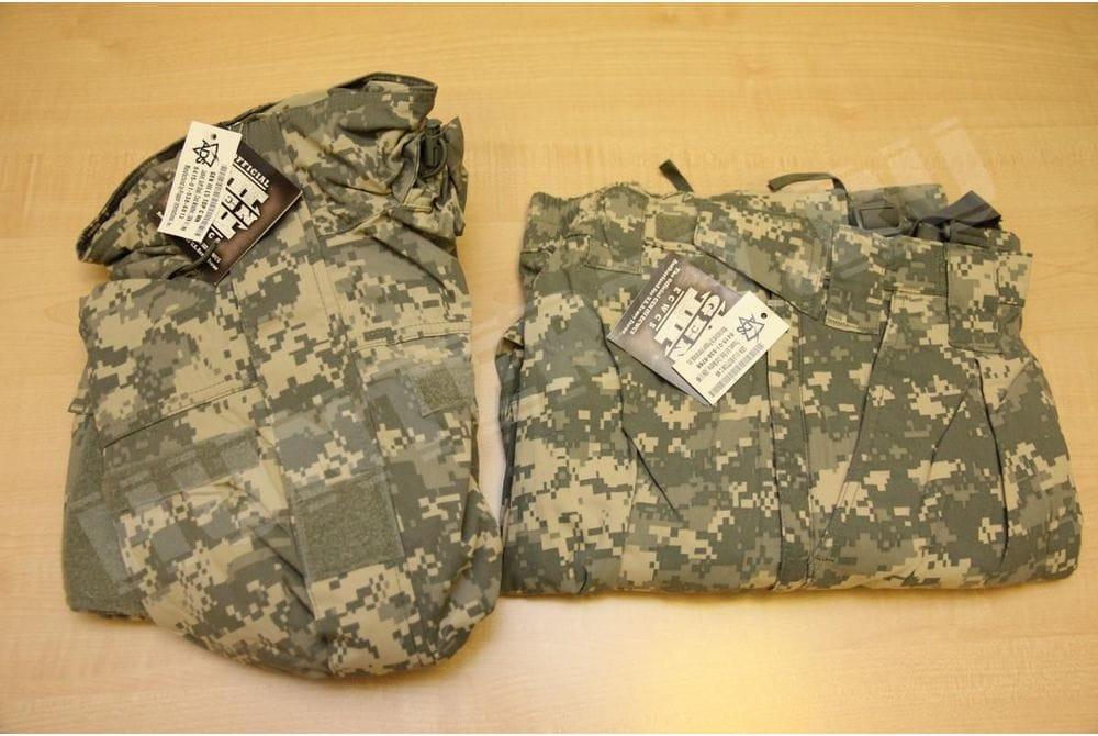 L5  Костюм куртка-штаны софт-шелл  ACUPAT Слой 5