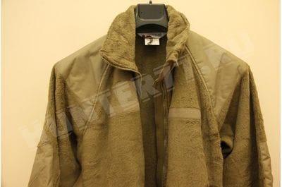 Слой 3 Флисовая кофта Тан GEN IV Free High-Loft Fleece Jacket Tan Level 3