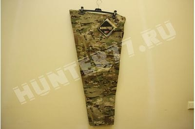 Multicam Extreme Intermediaiate Weather Outer Layer - EWOL Massif Free GORE-TEX TROUSER PANTS