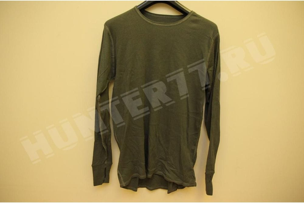 Рубашка фолаж грин с  длинным рукавом L2 BASE LAYERS Massif