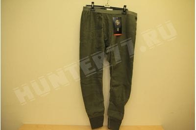 Thermal DRAWER FOLIAGE GREEN Base Layer Pants Mid-Weight Bottom LAYER L3 Massif FR