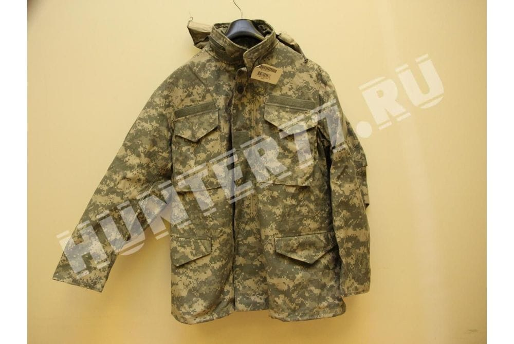 Куртка M-65 FIELD ACU армии США