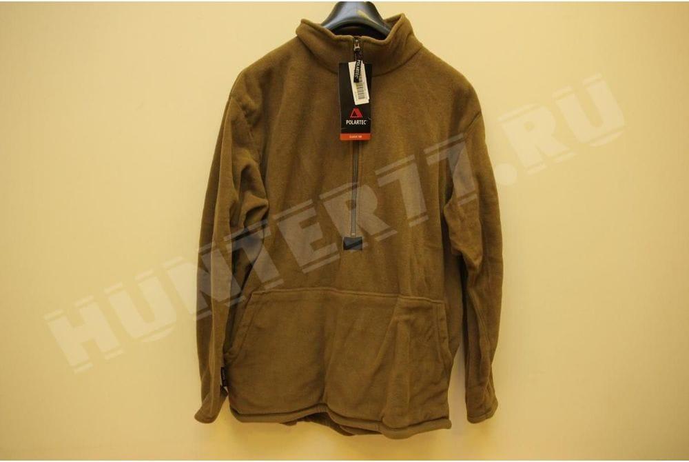 Флисовая кофта 100 Brown USMC Fleece Pullover