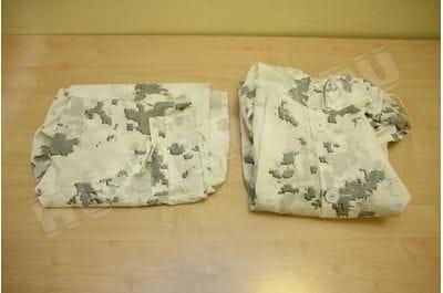 Маскировочный зимний костюм морской пехоты США USMC Snow Marpat