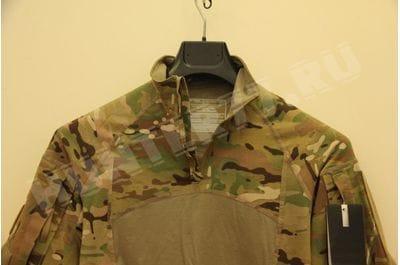 Боевая рубашка MASSIF  TYPE II мультикам негорючая