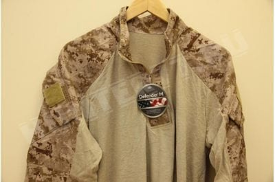 USMC DESERT DIGITAL MARPAT FROG Combat Shirt
