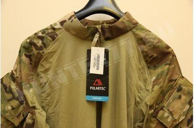 Боевая рубашка Патагония мультикам с налокотниками