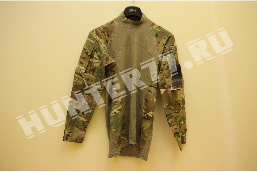 Боевая рубашка MASSIF Multicam негорючая армии США