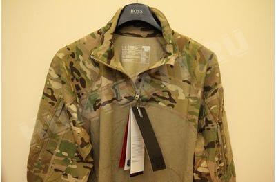 Боевая рубашка MASSIF ADVANCED ¼ ZIP мультикам негорючая