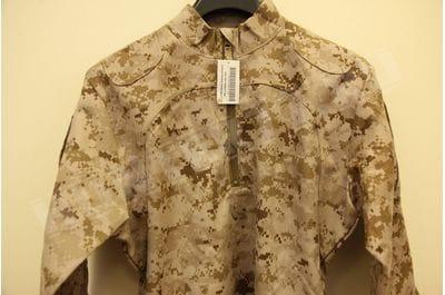 Combat shirt IWCS USMC DESERT FROG MARPAT AOR 1