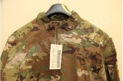 WCS Inclement Weather Multicam OCP Combat Shirt
