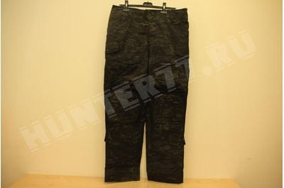 Боевые штаны Combat Pant G3 Crye Precision MultiCam Black