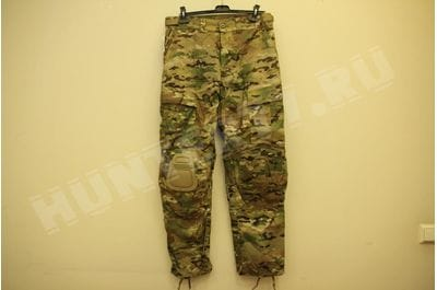 Pants READYONE TEAM Army Combat Pant SLOTS TWILL FR with integrated knee pads multicards