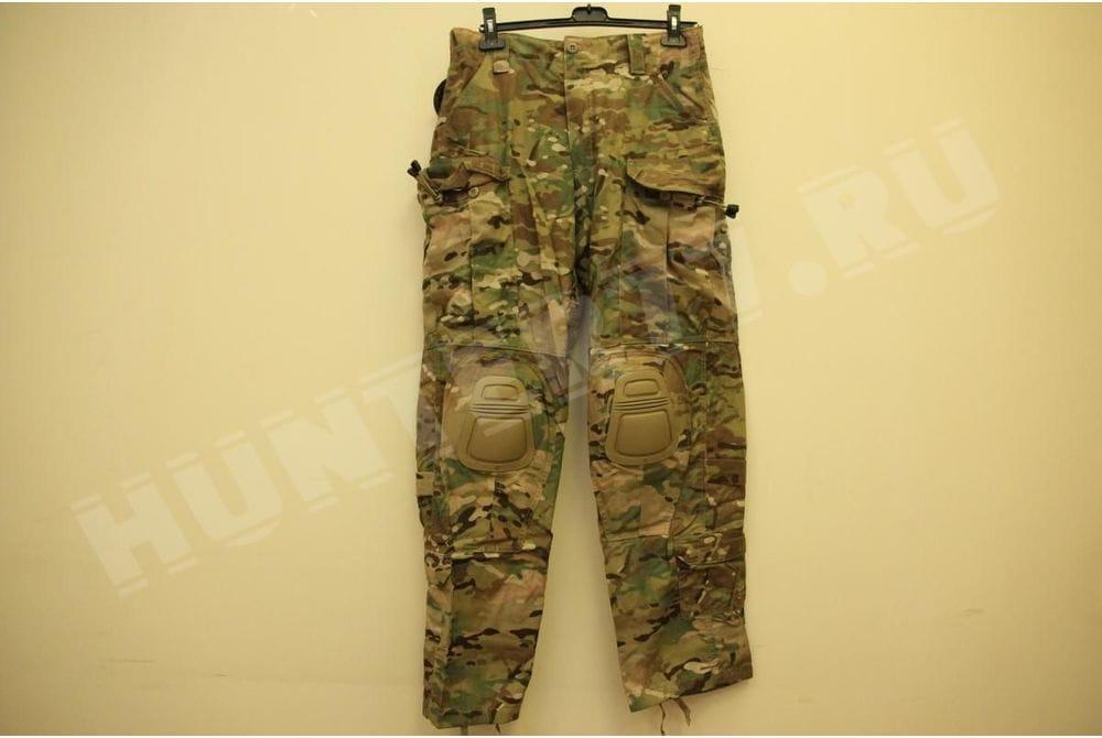 Штаны MASSIF Army Combat Pant FR с интегрируемыми наколенниками мультикам