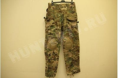 MASSIF Army Combat Pants FR Multicam w/ Crye Knee Pads