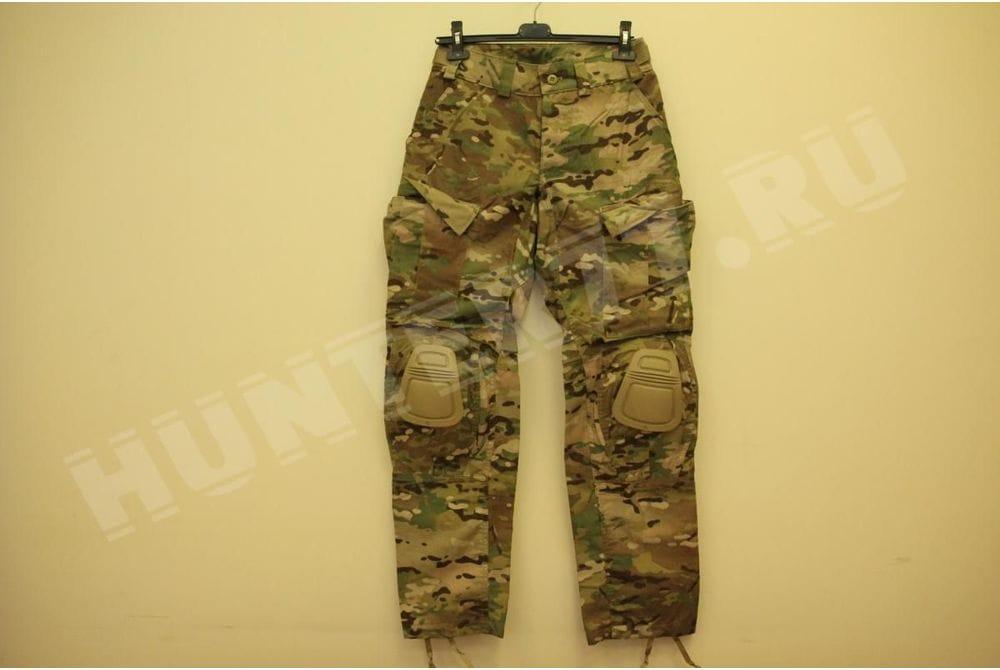 Штаны READYONE Army Combat Pant FR негорючие c интегрируемыми наколенниками мультикам .