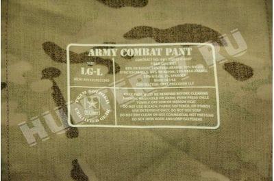 Штаны CRYE PRECISION Combat Pant FR с интегрируемыми наколенниками мультикам .