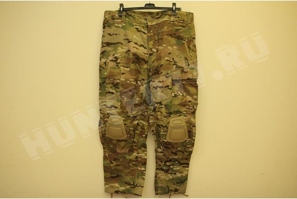 Штаны Goodwill Army Combat Pant FR с интегрируемыми наколенниками мультикам