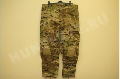 Goodwill Army Combat Pant FR trousers with integrated knee pads for animated cartoons